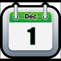 December 1 | Announcements