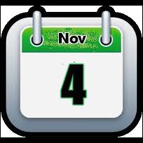 November 4 | Announcements