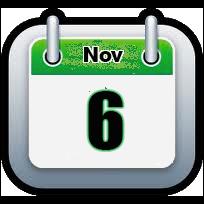November 6 | Announcements