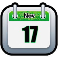 November 17 | Announcements