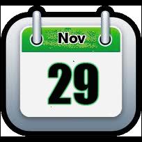 October 29 | Announcements
