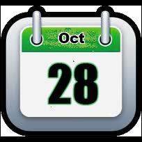 October 28 | Announcements
