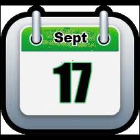 September 17 | Announcements