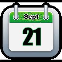 September 21 | Announcements