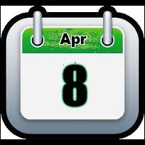 April 8 | Announcements