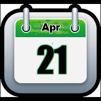Apri 21 | Announcements
