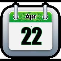 April 22 | Announcements