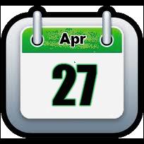 April 27 | Announcements