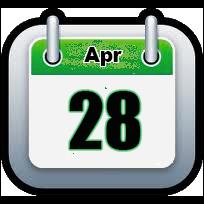 April 28 | Announcements