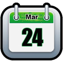 March 24 | Announcements